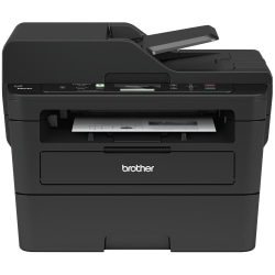 Brother DCP Wireless Monochrome Laser Multi-function Printer, Scanner, Copier, Fax, DCP-L2550DW