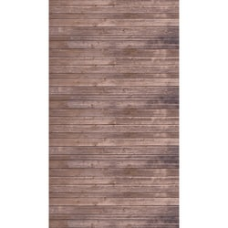 """Pacon® Ella Bella Photography Backdrop Paper, 48"""" x 12', Sable Wood, Pack Of 4 Rolls"""