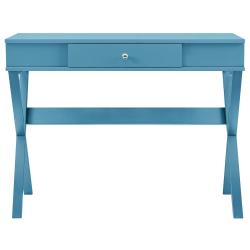 Ameriwood™ Home Paxton Campaign Desk, Blue