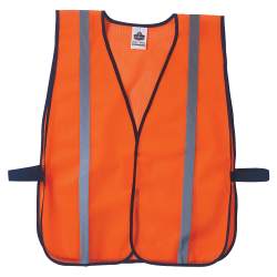 8020HL  Orange Non-Certified Standard Vest