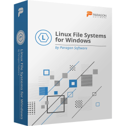 Paragon  Linux File Systems for Windows by Paragon Software (Windows)