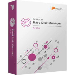 Paragon Hard Disk Manager For Mac®