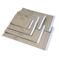"""Sealed Air Jiffy Self-Seal Padded Mailers, Size 2, 8 1/2"""" x 12"""", 100% Recycled, Satin Gold, Pack Of 25"""