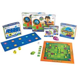 Learning Resources Code & Go™ Robot Mouse STEM Activity Set