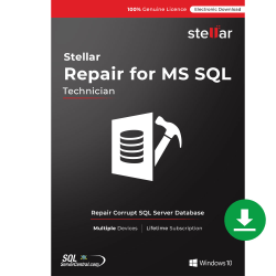 Stellar Repair For MySQL Technician
