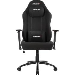 AKRacing™ Office Opal Ergonomic Fabric Computer Chair, Black