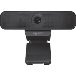 Logitech® Webcam, Black, C925e