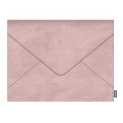 """U Brands Suede Document Holder, 1"""" Expansion, Letter Size, Blush"""