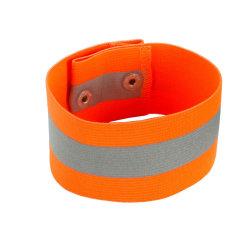 Ergodyne GloWear 8001 Arm/Leg Band, Small/Medium, Orange