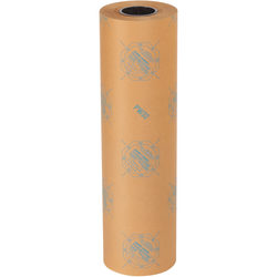 "Office Depot® Brand VCI Paper Industrial Roll, 24"" x 600', Kraft"