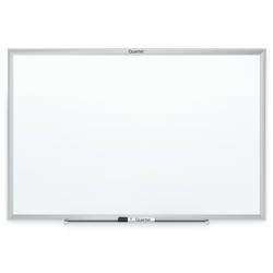 "Quartet® Classic Total Erase® Dry-Erase Board, 48"" x 72"", Silver Aluminum Frame"
