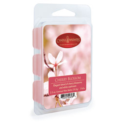 Candle Warmers Etc Wax Melts, Cherry Blossom, 2.5 Oz, Case Of 4 Packs
