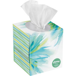 Kleenex® Soothing Lotion 3-Ply Facial Tissues, Box Of 65 Tissues