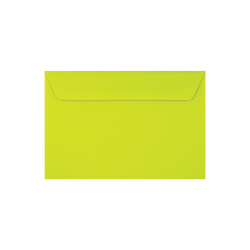 "LUX Booklet Envelopes With Moisture Closure, #6 1/2, 6"" x 9"", Wasabi, Pack Of 1,000"