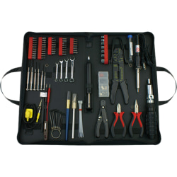 Rosewill 90 Piece Professional Computer Tool Kit - Black
