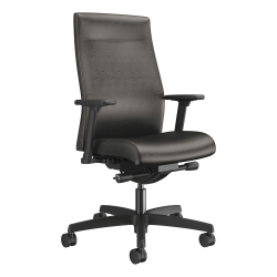 HON® Ignition™ Mid-Back Task Chair, Black