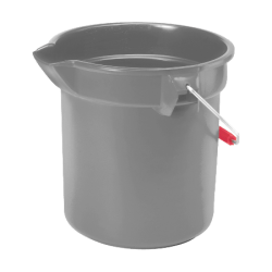 Rubbermaid® Brute® Bucket, 10 Quart