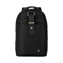 """Wenger® Alexa Women's 16"""" Laptop Backpack, Black"""