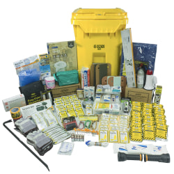 Mayday Industries 20-Person Deluxe Office Emergency Kit On Wheels