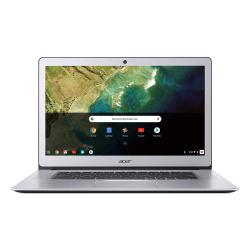 "Acer® Chromebook 15 Refurbished Laptop, 15.6"" Touch Screen, Intel® Celeron®, 4GB Memory, 32GB Flash Storage, Google™ Chrome OS"