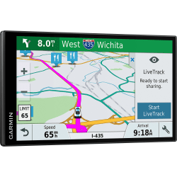 Garmin DriveSmart 61 LMT-S Automobile Portable GPS Navigator