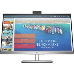 "HP Business E243d 23.8"" Full HD LED LCD Monitor - 16:9 - 1920 x 1080 - 250 Nit - 7 ms GTG - HDMI - VGA - DisplayPort - Microphone"