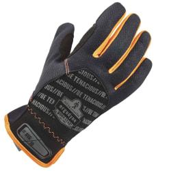 Ergodyne ProFlex 815 QuickCuff Utility Gloves, Large, Black