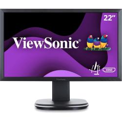 """ViewSonic® VG2249 22"""" FHD LED Ergonomic Monitor"""