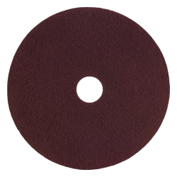 "Scotch-Brite™ Surface Preparation Plus Pads, 17"", Maroon, Pack Of 5 Pads"