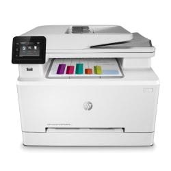 HP LaserJet Pro M283fdw Wireless Color Laser All-In-One Printer