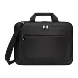 "Targus CityLite Notebook Case - Nylon, Polyester - Handle, Shoulder Strap - 13.3"" Height x 16.5"" Width x 3.5"" Depth"