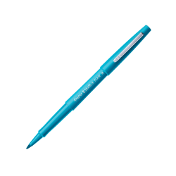 Paper Mate® Flair® Porous-Point Pen, Sky Blue Ink