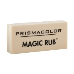Prismacolor® Magic Rub® Vinyl Eraser, White