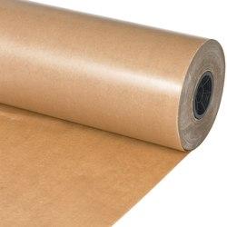 "Office Depot® Brand Waxed Paper Roll, 60"" x 1,500', Kraft"