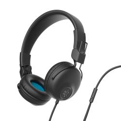 JLab Audio Studio On-Ear Headphones, Black, HASTUDIORBLK4