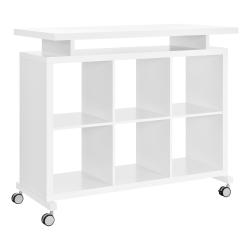 Ameriwood™ Home Lincoln Multipurpose Standing Desk, White