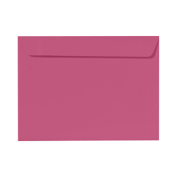 """LUX Booklet Envelopes With Moisture Closure, #9 1/2, 9"""" x 12"""", Magenta Pink, Pack Of 50"""