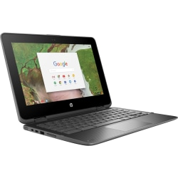 "HP Chromebook x360 11 G1 EE Laptop, 11.6"" Touch Screen, Intel® Celeron®, 8GB Memory, 32GB Flash Memory, Google™ Chrome"