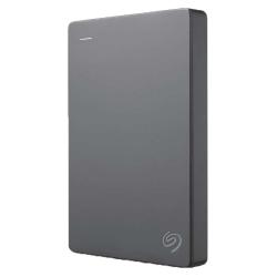 Seagate Basic Portable External Hard Drive, 1TB, USB 3.0, Gray, STJL1000400