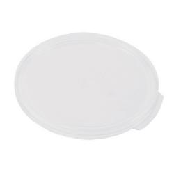 Cambro Camwear Round Container Cover, White