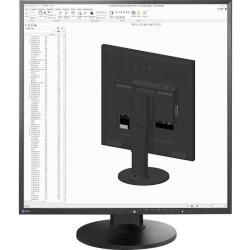 "Eizo FlexScan EV2730QFX 26.5"" LED LCD Monitor - 1:1 - Black - 1920 x 1920 - 16.7 Million Colors - 300 Nit - 5 ms - DVI - DisplayPort"