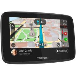 """Tomtom GO 520 Automobile Portable GPS Navigator - Mountable, Portable - 5"""" - Touchscreen"""
