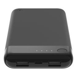 Belkin® BOOST CHARGE™ Power Bank 10K With Lightning Connector, F7U046btBLK