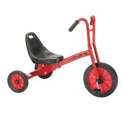 "Winther Viking Tricart Tricycle, 27 9/16""H x 22 7/8""W x 38 5/8""D, Red"