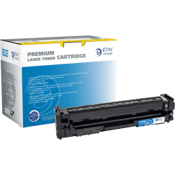 Elite Image Remanufactured Toner Cartridge - Alternative for HP 202A (Cf502A) - Yellow - Laser - 1300 Pages - 1 Each