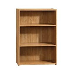 Sauder® Beginnings Bookcase, 3 Shelf, Highland Oak