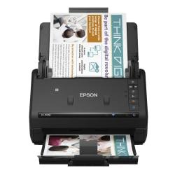 Epson® WorkForce ES-500W Wireless Color Duplex Document Scanner