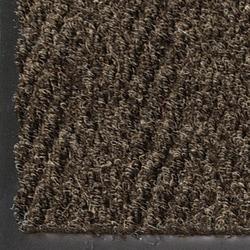 M+A Matting Victory Floor Mat, 4' x 6', Brown