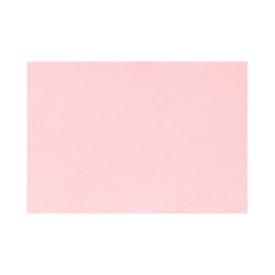 "LUX Mini Flat Cards, #17, 2 9/16"" x 3 9/16"", Candy Pink, Pack Of 1,000"