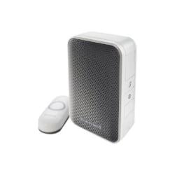 Honeywell 3 Series Portable Wireless Doorbell & Push Button - RDWL311A - Wireless
